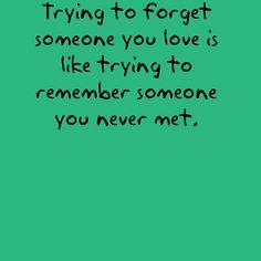 To true....
