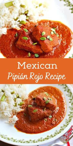 This classic dish is made by roasting and grinding dried peppers, seeds and spices. Making this delicious and healthy recipe is worth your time and effort. #mexicanfood #mexicanrecipes #homecook #foodrecipes #chicken #pippian