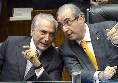 Conversas recuperadas pelos investigadores da Operação Lava Jato do celular de Otávio Azevedo, da Andrade Gutierrez, mostram que houve um acordo entre o interino Michel Temer e o ex-presidente da Câmara Eduardo Cunha.