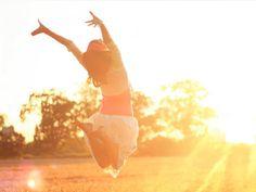 Ich habe:Du hast eine unglaublich optimistische Persönlichkeit!!