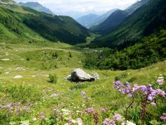 Tour du Mont Blanc, France