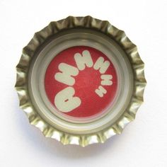 Coca-Cola Brasil promotional ahhhh bottle cap.