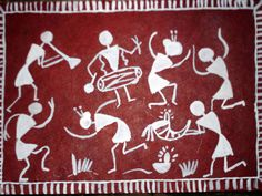 There are no records of the exact origins of Warli art, but its roots may be traced to as early as the 10th century A.D.