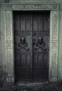 & Gothic doors   Halloween   Pinterest   Gothic Doors and Gates pezcame.com