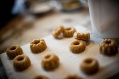 baked doughnuts and gluten free doughnuts receipes. Photography by Miri Foreman for Cafe veyafe