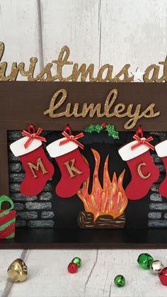 Christmas Decorations To Make, Christmas Crafts, Xmas, Family Christmas, Seasonal Decor, Veronica, Seasons, Winter, How To Make