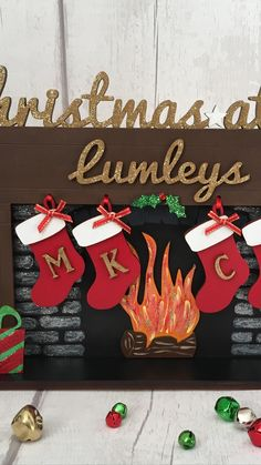 Christmas Decorations To Make, Christmas Crafts, Family Christmas, Seasonal Decor, Veronica, Seasons, 3d, Winter, Cards