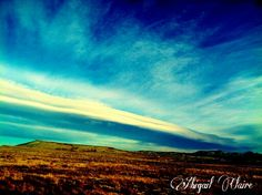Captured and edited this photo on my way back from Pinedale, WY