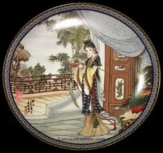 # 5 Miao-yu  named also in story: 妙玉 or Miaoyu having the meaning Wonderful Jade