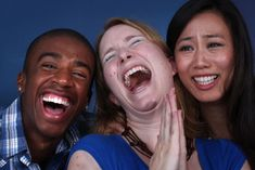 via uci.edu Young people laughing. Michelle S. Kim / University Communications