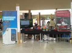 Buildersbot at the Lisbon Mini Maker Faire