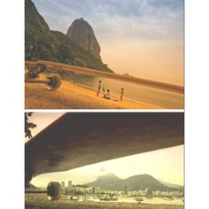 Rio de janeiro e skate