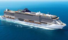 Nuevos barcos de cruceros en 2017, estos serán los 10 que veremos
