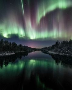 """25 Winners Of The Northern Lights Contest By """"Capture The Atlas"""""""