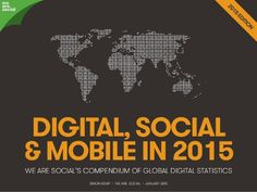 Interesting Data Showing The Worldwide Social Media Trends
