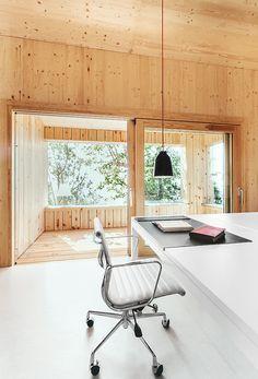 de coraç@o - Pequena casa de madeira