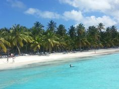 Saona Island Punta Cana #DR #January/2014