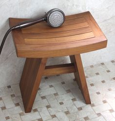 Teak Benches For Sale! Discover the top-rated teak benches and teak shower benches for your indoor or outdoor space. We love teak wood benches and you will too. Wood Shower Bench, Teak Shower Stool, Shower Chair, Shower Seat, Shower Benches, Shower Stools, Bathroom Stools, Bathroom Bench, Bath Shower
