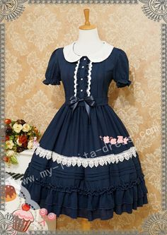 ✦✦✦ Recommended Dresses That Can Be ✄★Custom Sized★✄ ✦✦✦ Shop Them Here: http://www.my-lolita-dress.com/strawberry-witch-lolita-dress