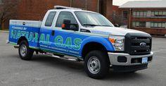 truck wraps blue - Google Search