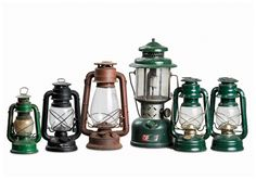 Archive Rentals Vintage Lantern Collection