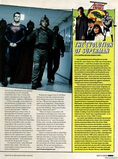 http://www.theestablishingshot.com/ - Man of Steel in Empire Magazine 7/7