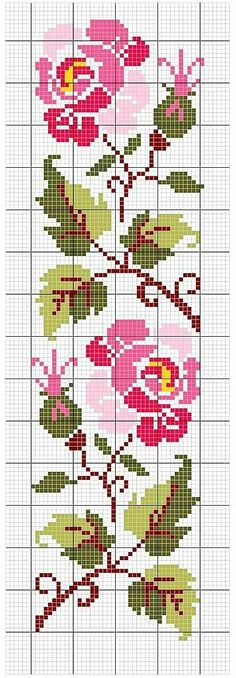 Embroidery patterns free modern 20 Ideas for 2019 Beaded Cross Stitch, Cross Stitch Rose, Cross Stitch Borders, Cross Stitch Baby, Modern Cross Stitch, Cross Stitch Flowers, Cross Stitch Charts, Cross Stitch Designs, Cross Stitching