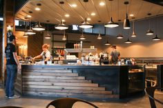Texas coffee stalwarts Cuvee Coffee go retail with their new Austin outpost, featuring fancy coffee toys like the Modbar and Curtis Seraphim.
