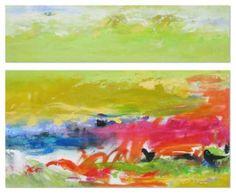 "Saatchi Art Artist Janet Bothne; Painting, ""Air Apparent"" #art"