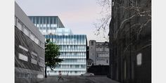 Bristol Hospital Competition Finalists - 'Light and Air' / Courtesy of SO-IL