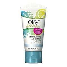 Olay Fresh Effects Shine Shine Go Away Shine Minimizing Cleanser 5 oz ** See this great product.