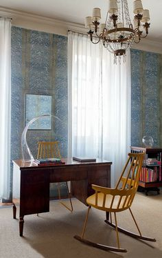 If The Lamp Shade Fits: The Milan home of Kartell's CEO