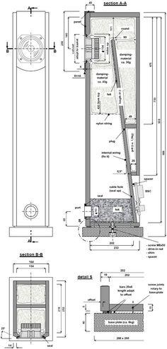 line transmission speaker - Buscar con Google: