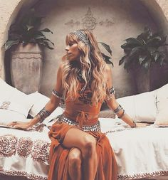 ╰☆╮Boho chic bohemian boho style hippy hippie chic bohème vibe gypsy fashion indie folk the 70s . ╰☆╮ More