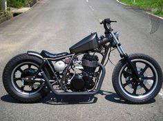yamaha ybr 125 bobber - Google Search #bobber #motorcycles #motos   caferacerpasion.com