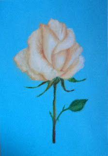 Picturile Roxanei: Pasteluri IV - Lumea trandafirilor
