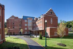 University of Richmond Housing: Ranked