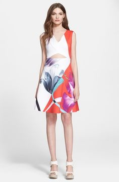 Welcome Spring with These Cutout Dresses ...