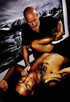 Massage, Portrait, Tattoos, Tatuajes, Headshot Photography, Tattoo, Massage Therapy, Cuff Tattoo, Portraits