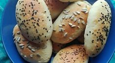 domaci-bagetky Baked Potato, Pizza, Potatoes, Bread, Baking, Ethnic Recipes, Food, Gastronomia, Potato