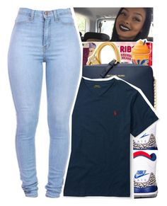 """""""Untitled #318"""" by glowithbria ❤ liked on Polyvore featuring Ralph Lauren"""