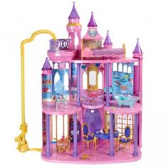 Disney Princess Ultimate Dream Castle from Mattel 269a763aad
