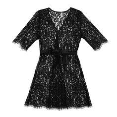 Buy Zinke luxury lingerie - Zinke Rosalie Robe | Journelle Fine Lingerie