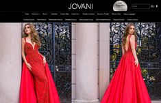 Read about our project with Jovani, we re-developed all of their websites from scratch in order to provide a better system and correct issues that affected their old system, from administration difficulties to web design and SEO improvements.