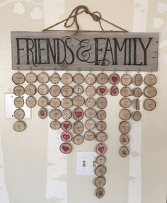 This is a Birthday Plaque or Birthday Board made from repurposed wood. I sand, gently whitewash to enhance the grain, then paint your custom board. You choose the style: - Choose what you want the plaque to say: -Family Birthdays - birthdays only -Family Celebrations -anniversaries,