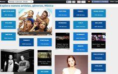 YouZeek, otro servicio 'online' para escuchar música gratis