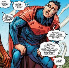Superman Superman, Batman, New 52, Justice League, Cosplay, Comics, Cartoons, Comic, Comics And Cartoons