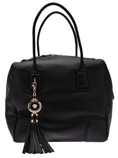 Shop for 'Vanitas' handbag by Versace at ShopStyle. Versace Handbags, Versace Bag, Versace Fashion, Luxury Handbags, Purses And Handbags, Women's Fashion, Gucci Clutch, Clutch Wallet, Versace Vanitas
