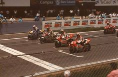 1993 Euro GP at Barcelona - Rainey FTW ..