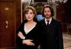 """The Tourist"" (2010) >> Angelina Jolie & Johnny Depp"